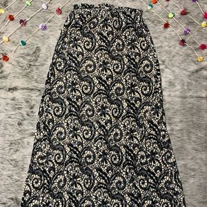 Susan Lawrence flowy skirt